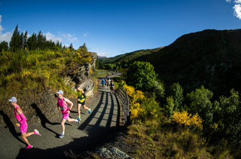 Queenstown Airport ready for marathon weekend